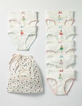 Angels 7 Pack Underwear