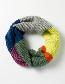 Colour Block Snood