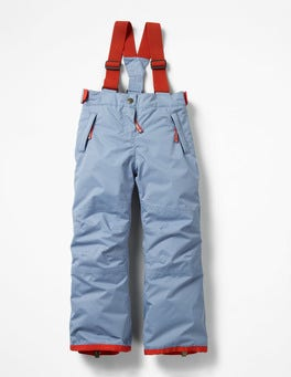 Washed Bluebell Blue All-weather Waterproof Pants