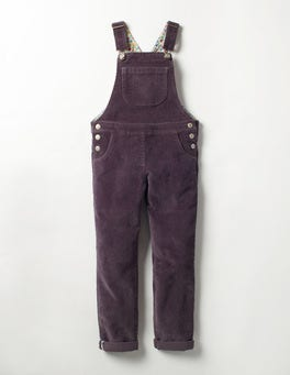 Misty Purple Adventure Dungarees