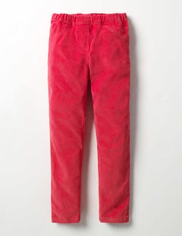 Ladybird Red Cord Leggings