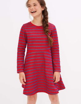 Sparkly Stripe Party Dress