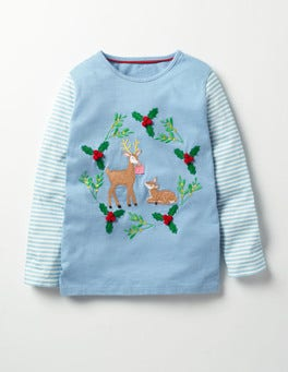Festive Animals T-shirt
