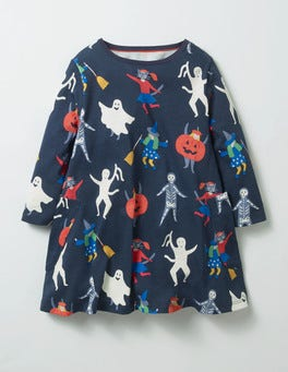 Halloween Disco Glow-in-the-dark Tunic