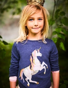 Fairytale Sequin T-shirt