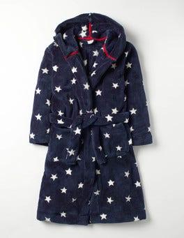 Indigo Star Dressing Gown