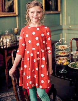 Jersey Ballerina Dress