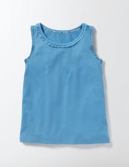 Bright Bluebell Pretty Tank Top