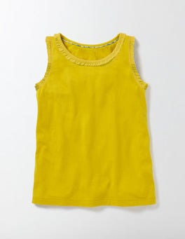 Mimosa Yellow Pretty Vest