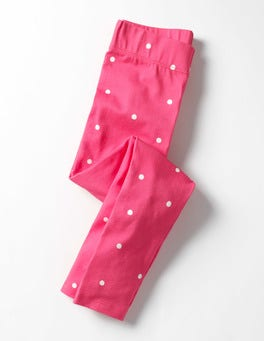 Pink Berry Spot Fun Leggings