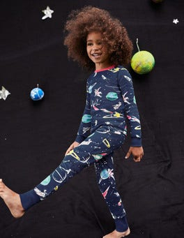 Space Explorer Long John PJs