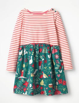 Christmas Hotchpotch Dress