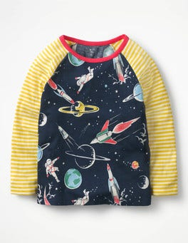 Space Hotchpotch T-shirt