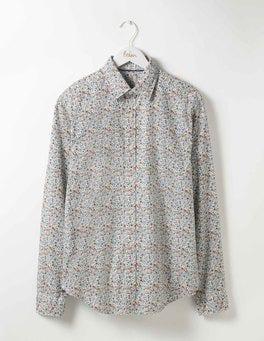 Multi Ditsy Floral Printed Shirt