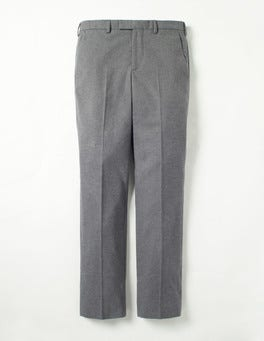 Charcoal Havergate Trousers