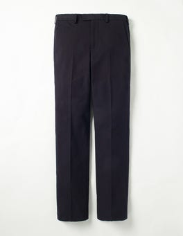 Dark Navy Havergate Trousers