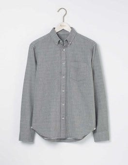 Sherwood Stripe Double Cloth Double Cloth Shirt