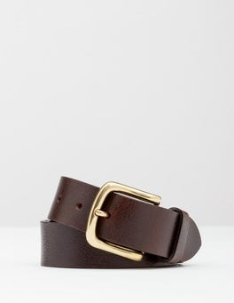 Brown British Belt