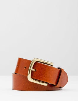 Tan British Belt