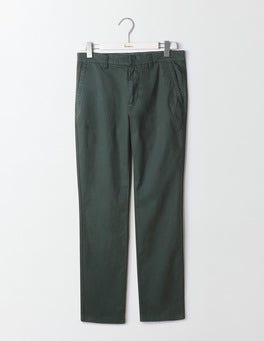 Park Green Slim Leg Chino