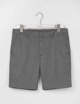 Slate Grey Chino Shorts