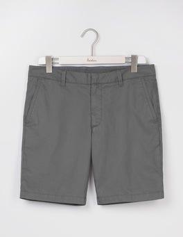 Slate Grey Chino Shorts