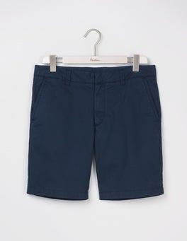 Bright Navy Chino Shorts