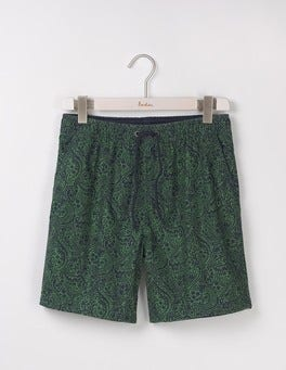 Rosemary Paisley Swimshorts