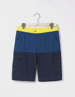 Blues Colourblock Board Shorts