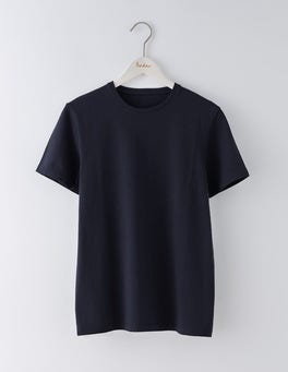 Navy Washed T-Shirt
