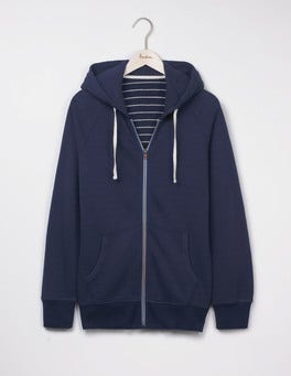 Bright Navy Off-Duty Hoody
