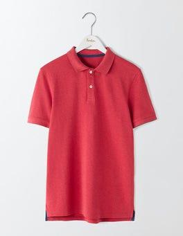 Sail Red Marl Piqué Polo