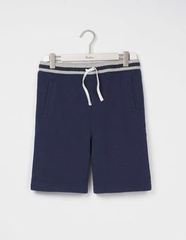 Bright Navy Off-Duty Shorts