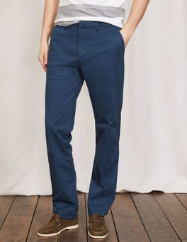 Bright Navy Straight Leg Chino