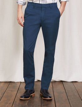 Bright Navy Slim Leg Chino