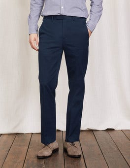 Bright Navy Lanchester Trouser