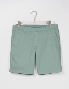 Soft Mint Chino Shorts