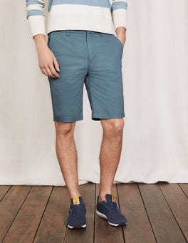 Horizon Blue Chino Shorts