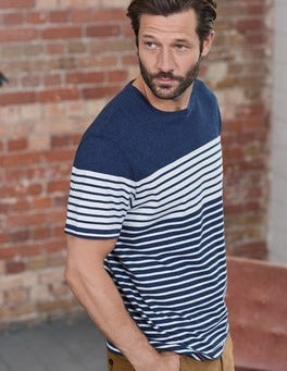 Washed Stripe T-shirt
