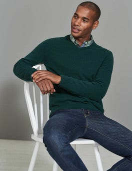 Estate Cashmere V-neck