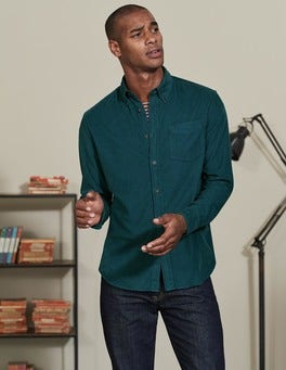 Baltic Garment Dye Cord Shirt