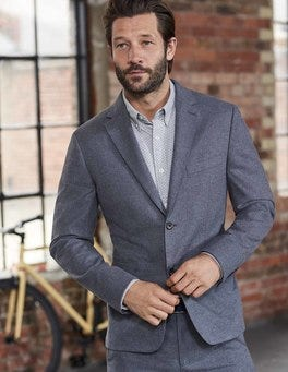 Charcoal Havergate Blazer