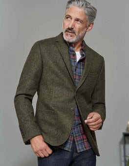 Whitton Tweed Blazer