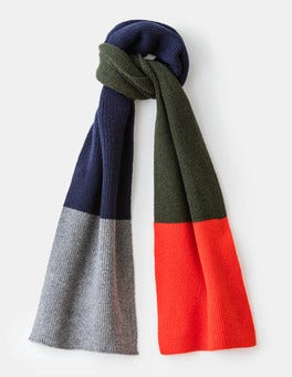 Colourblock Scarf