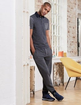 Charcoal Marl Chesterton Joggers