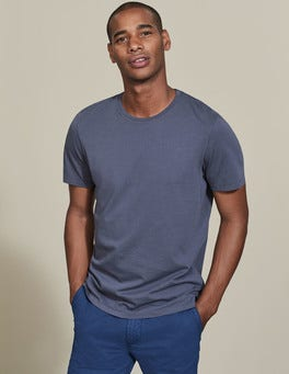 London Grey Washed T-Shirt