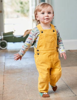 Classic Cord Dungarees