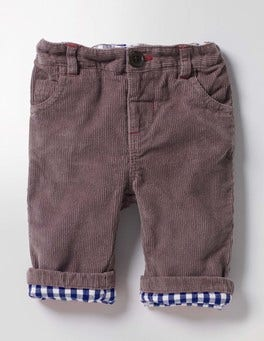 Cosy Lined Cord Pants