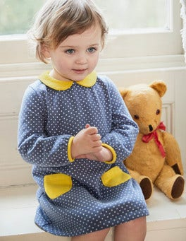 Cosy Collared Dress