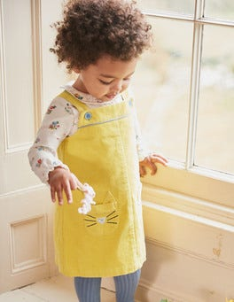 Fun Cord Pinafore